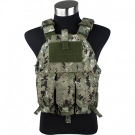 TMC New 6094K M4 Plate Carrier AOR2