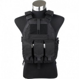 TMC New 6094K M4 Plate Carrier Black