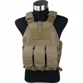 TMC New 6094K M4 Plate Carrier CB