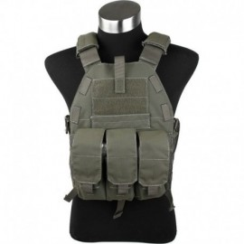 TMC New 6094K M4 Plate Carrier RG