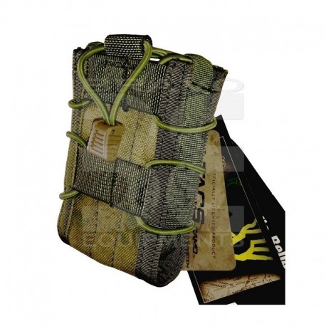 FLYYE BIB Single Rifle Magazine Pouch A-TACS ® FG