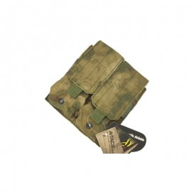 FLYYE Double M4/M14 Mag Pouch A-TACS ® FG
