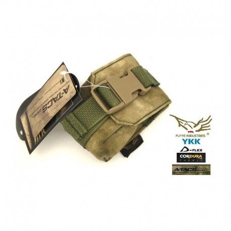 FLYYE Single Frag Grenade Pouch A-TACS ® FG