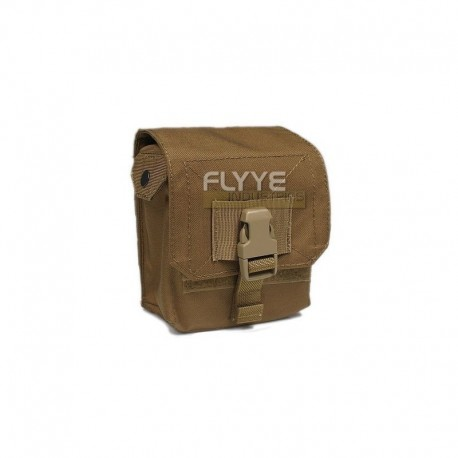 FLYYE M60 100Rds Ammo Pouch CB