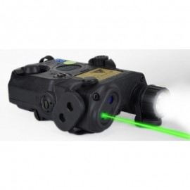 FMA PEQ LA5-C IPIM Device New Version Green Laser Black