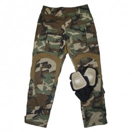 TMC G3 Combat 3D Pants Woodland