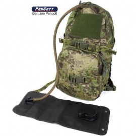 TMC MBSS Modular Assault Pack w/ 3L Hydration Bag Pencott® Greenzone