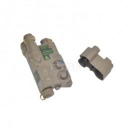 FMA AN/PEQ extendable battery holder DE