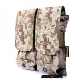 FLYYE Double M4 Mag Pouch AOR1