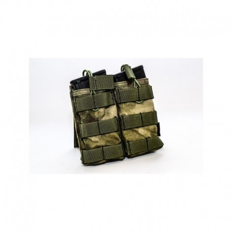 FLYYE EV Universal Double Mag Pouch A-TACS ® FG