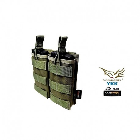 FLYYE EV Universal Double Mag Pouch RG