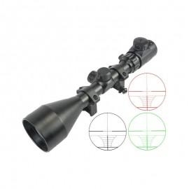 Bush Ottica 3-9X56E sniper dot illuminato rosso/verde