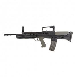 ARMY L85 A2 (R85A2) Blowback full metal