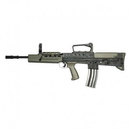 ARMY L85 A1 (R85A1) Blowback full metal