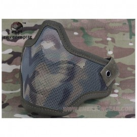 EMERSON Strike steel net mask Jungle camo