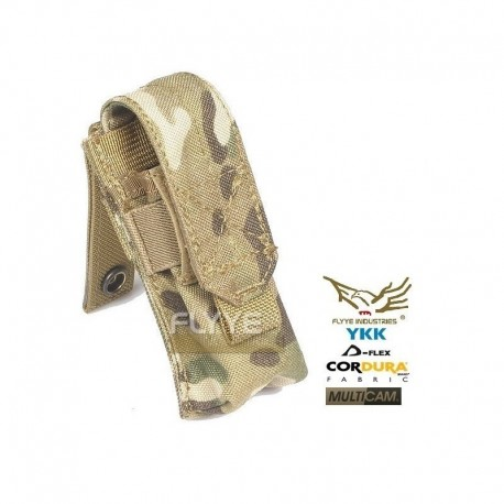 FLYYE Single 9mm Mag Pouch Ver.FE Multicam ®