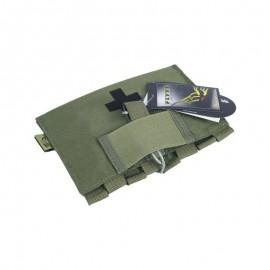 FLYYE LT9022 Medic First Aid Kit Pouch Ranger Green