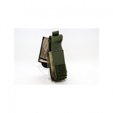 FLYYE Single 9mm Pistol Magazine Pouch Ver.HP A-TACS ® FG