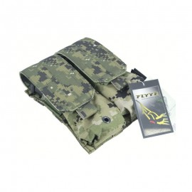 FLYYE Double M4 Mag Pouch AOR2