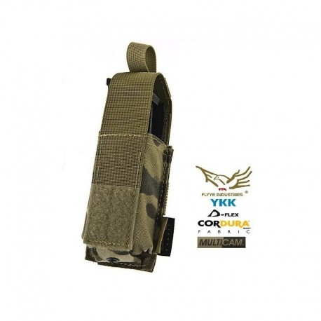 FLYYE Single 9mm Pistol Magazine Pouch Ver.HP Multicam ®