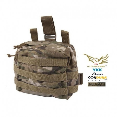 FLYYE Drop Leg Accessories Pouch Multicam ®