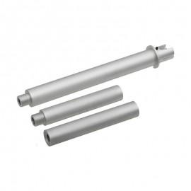 BD Outer barrel M4 7/ 10/ 12 alluminio