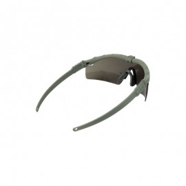 BD Frame Glasses 2 - Foliage Frame / Brown Lenses -