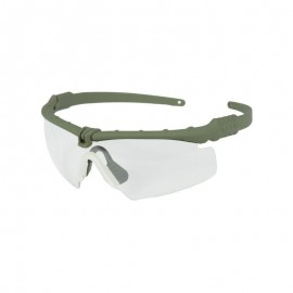 BD Frame Glasses 2 - Foliage Frame / Transparent Lenses -