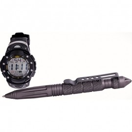 UZI Pen & Watch Combo Box