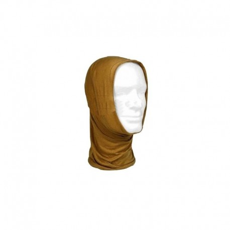 Multiscarf Coyote Brown 12 in 1