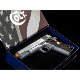 Inokatsu Colt 1911 70's MKIV Steel Co2 Blowback