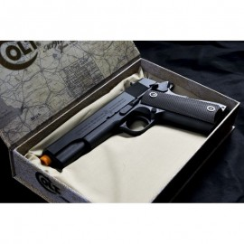 Inokatsu Colt 1911 100th Anniversary Steel Co2 Blowback