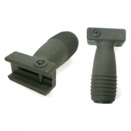 ELE T SHORT GRIP OD GREEN