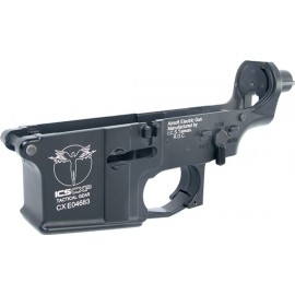 ICS M4-CXP EBB Metal Lower Receiver Black