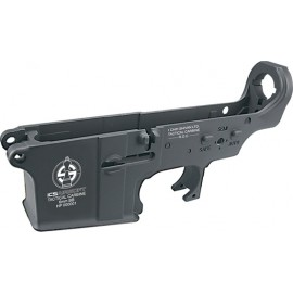 ICS M4 Metal Lower Receiver Black