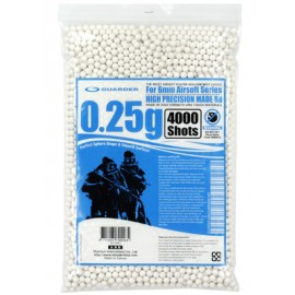 Guarder High Precision BBs 0.25g 1Kg