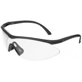 EDGE Fastlink Matte Black Clear Vapor Shield© Ballistic Glasses