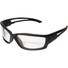 EDGE Blade Runner XL Matte Black Clear Vapor Shield© Ballistic Glasses