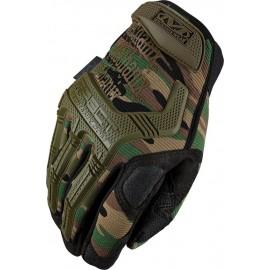 Mechanix M-Pact Gloves Woodland