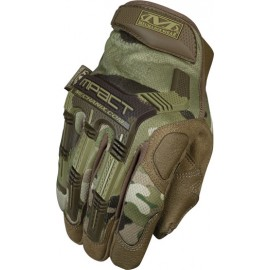 Mechanix Guanti M-Pact Nero/Nero