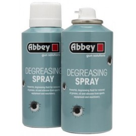 Abbey Gun Degreasing Spray -sgrassatore-