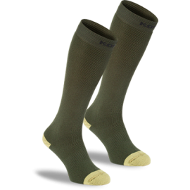 KONUS WOOL SOCK WITH THIN YET INSULATING STRUCTURE AND WITH POLYPROPYLENE REINFORCEMENTS