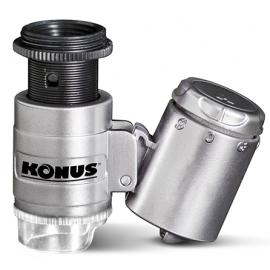 KONUS KONUSCLIP Microscopio per smartphone