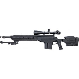 Ashbury ASW338LM Sniper Rifle Black by VFC