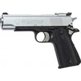 ASG STI® Lawman Silver-Black GNB