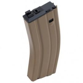 WE  GAS MAGAZINE FOR FN SCARL-L 32Bb's DESERT