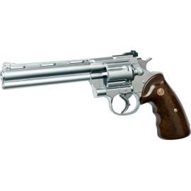 ASG Revolver Zastava R-357 Silver Gas