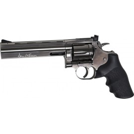 "ASG Dan Wesson 715 6"" revolver Steel Grey CO2"