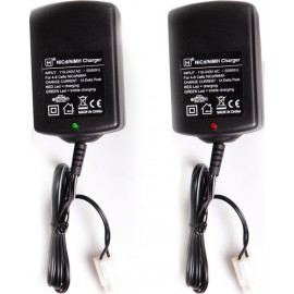ASG Auto-stop charger for 4-8 cells, 1000 mA