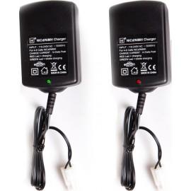 ASG Carica Batterie Automatico 8.4v-9.6v